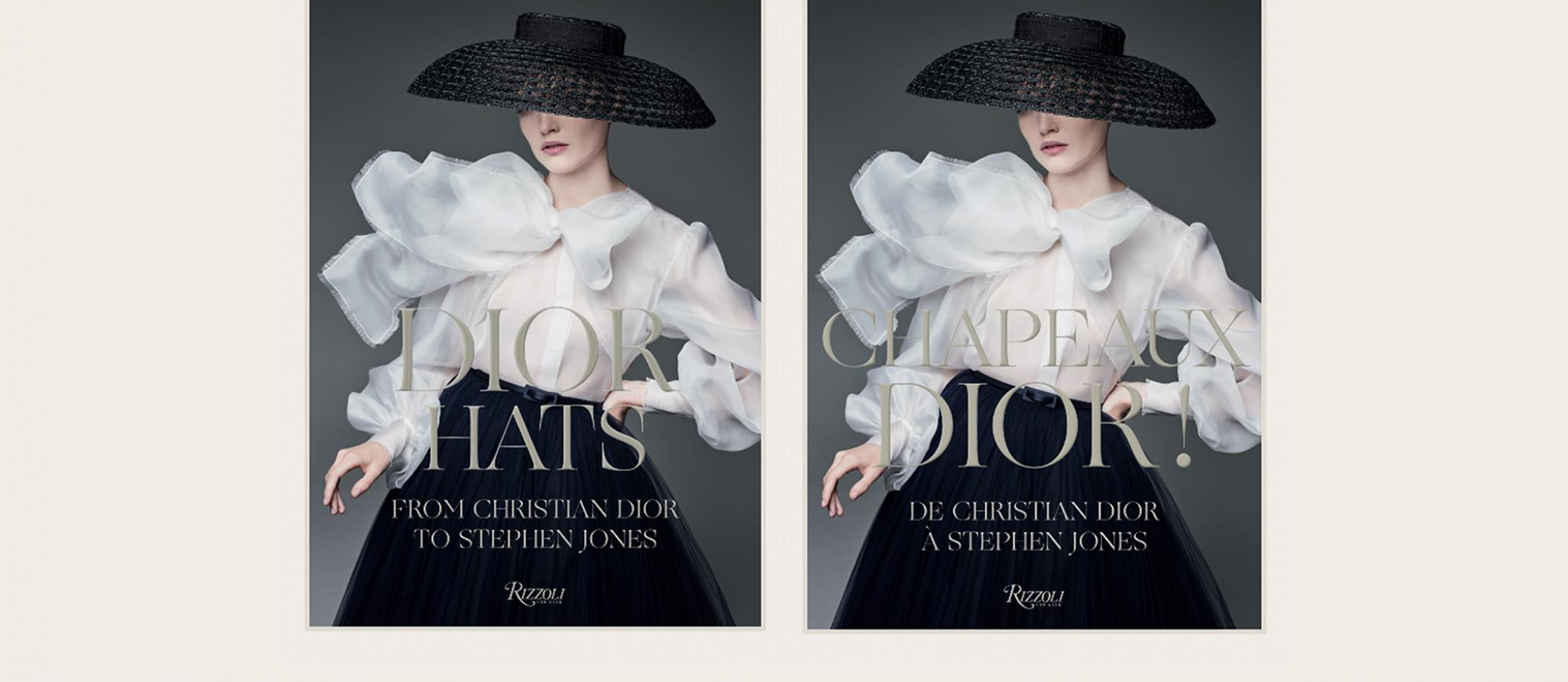 Dior Hats: From Christian Dior to Stephen Jones
