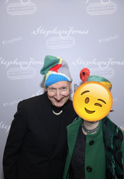 Stephen Jones Millinery Autumn Winter 2019 502 Find