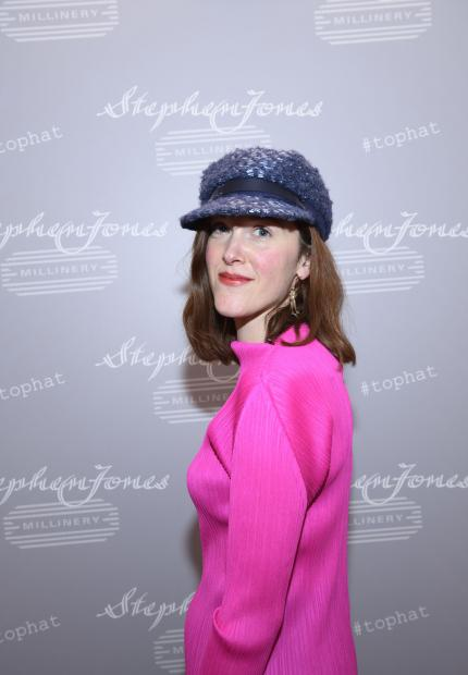 Stephen Jones Millinery Autumn Winter 2019 509 Read