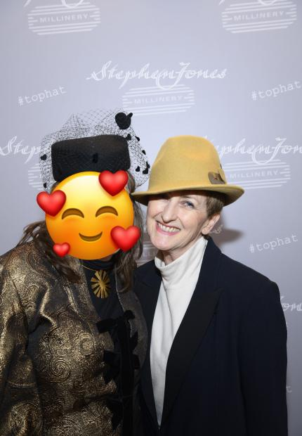 Stephen Jones Millinery Autumn Winter 2019 520 Conversation