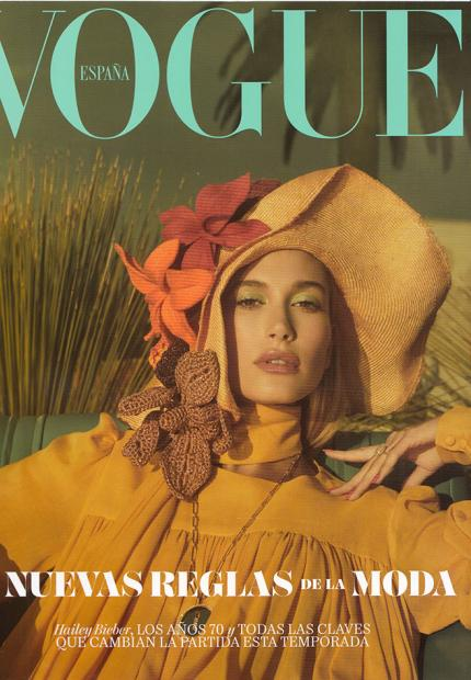 Stephen Jones Press 2020 Vogue Spain, March