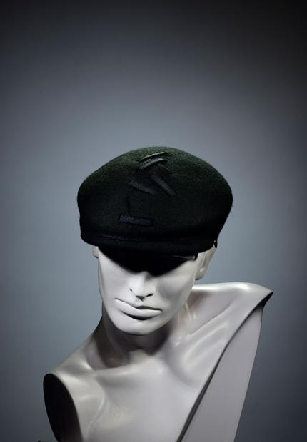 Stephen Jones Millinery Winter mens flat cap